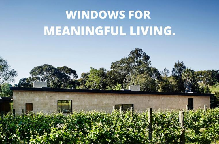 Windows for Meaningful Living