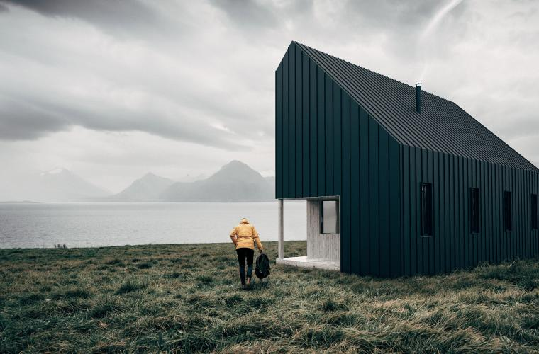 the backcountry hut company leckie studio architecture dezeen hero